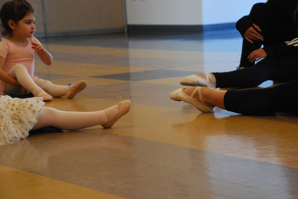 Participating in toddler dance lessons can help to spark creativity in young children