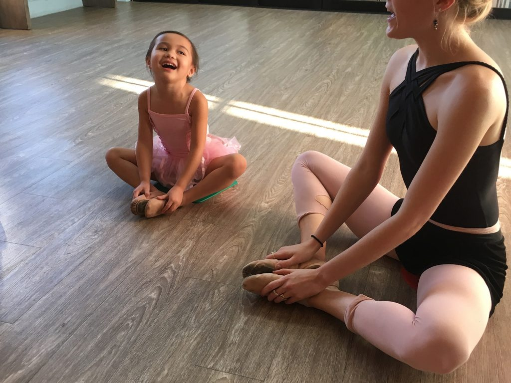 Dance is a powerful ally for developing many of the attributes of a growing child