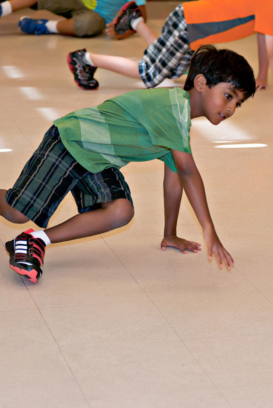 Back, by popular demand, is our hip-hop summer dance camp