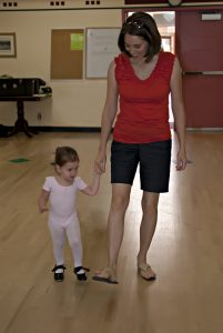 Your child's first dance class IS a big deal!