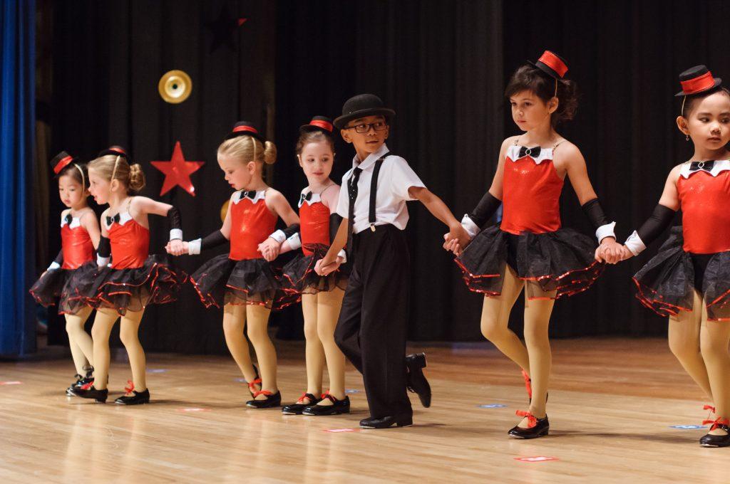 kids tap dance