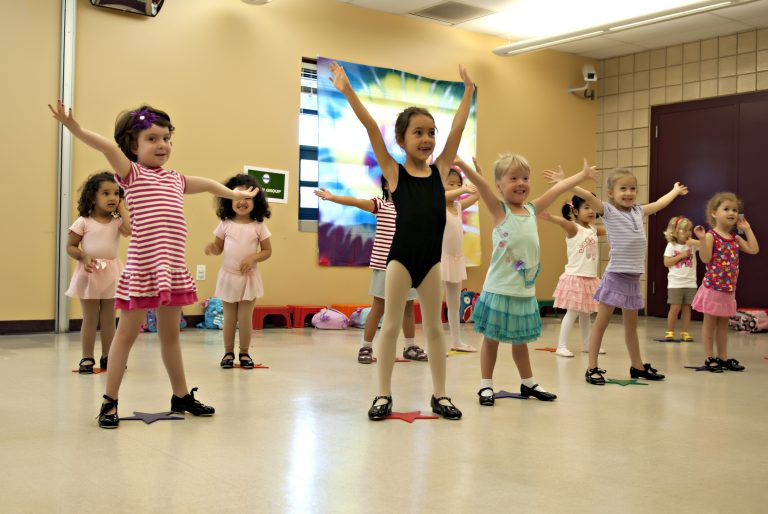 Throw some shapes at a dance class in northern San Diego!