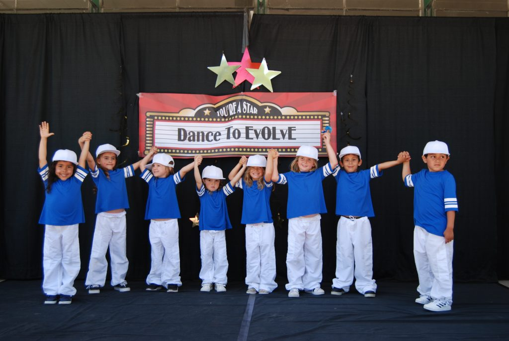 Encourage and motivate your little dancer