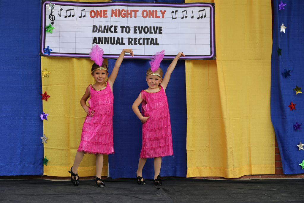 Dance recitals are a common end-of-year dance activity in which parents, friends and family can watch the hard work from the year