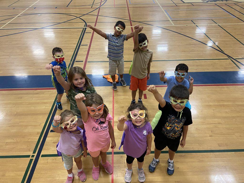 A child's first dance class is a BIG deal!