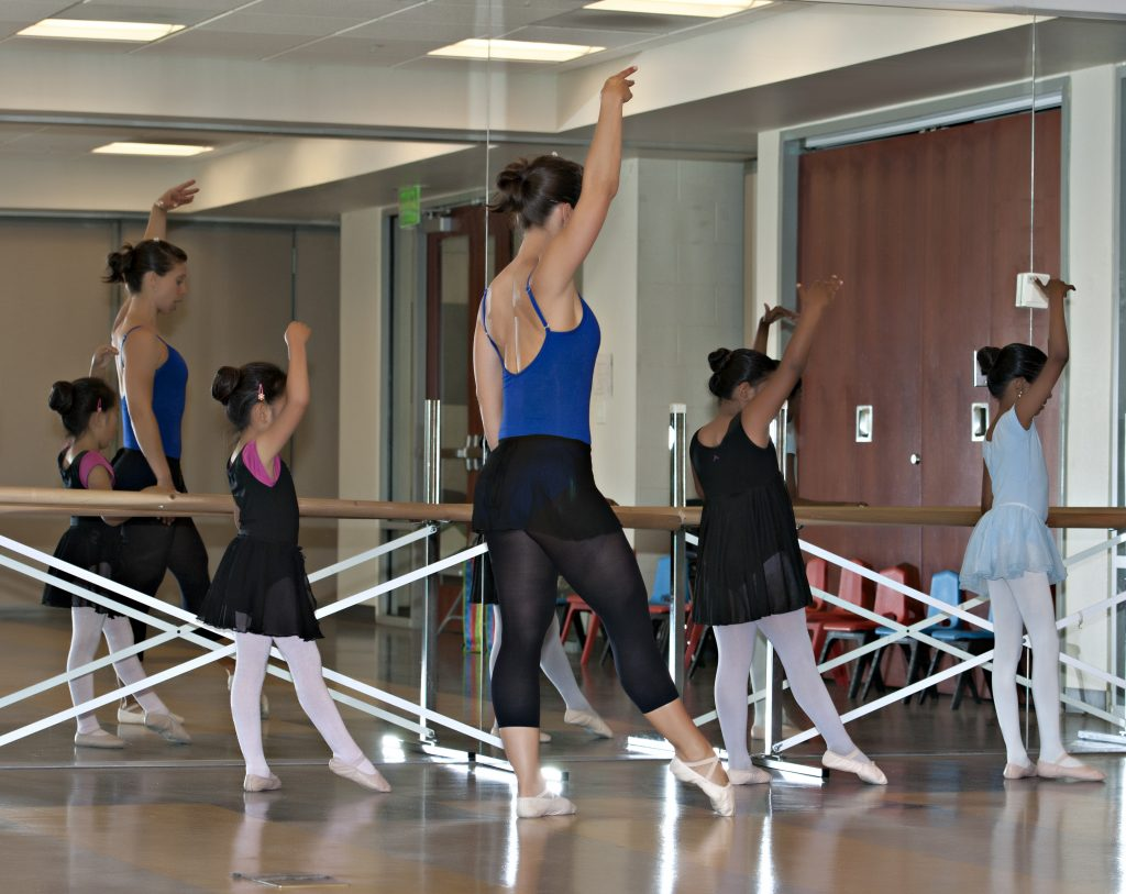 Dress codes for dance class are usually put into place for good reasons