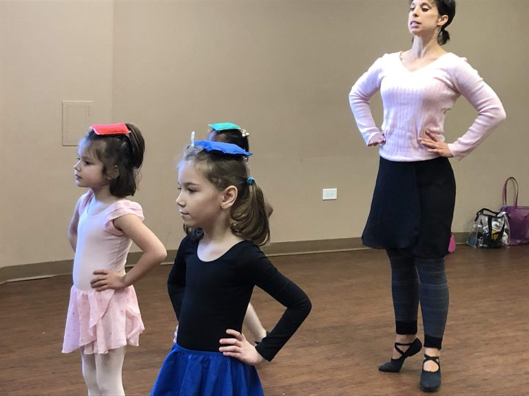 Keep dancing at a summer dance day camp