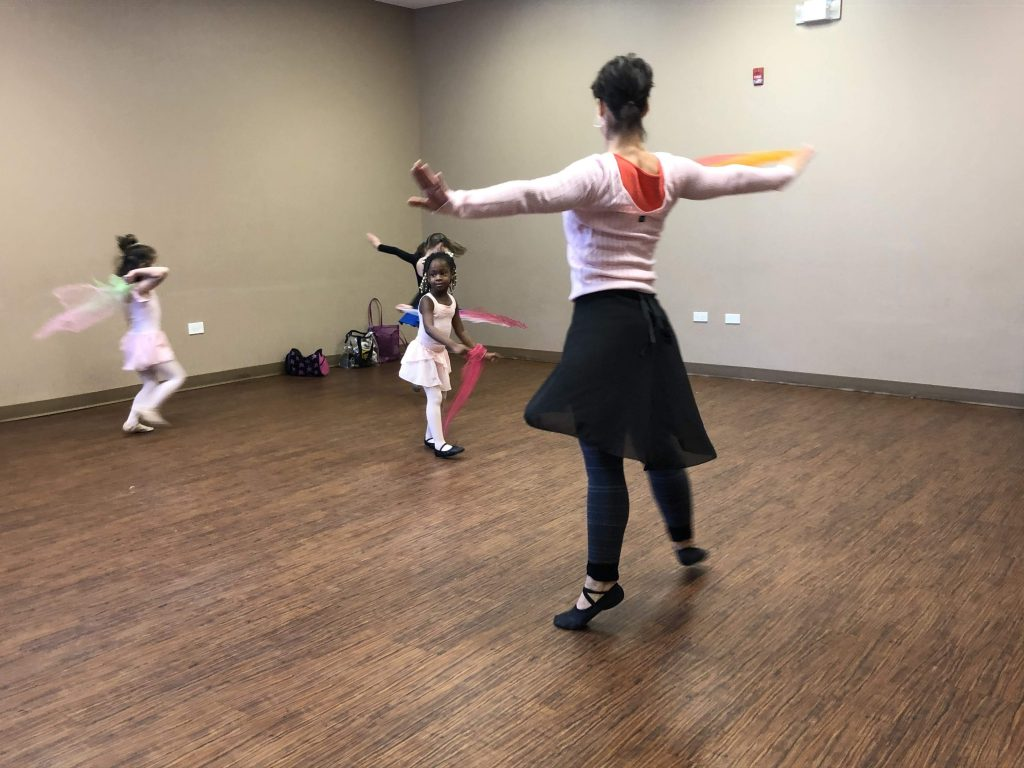 Think you can... be a dance teacher?