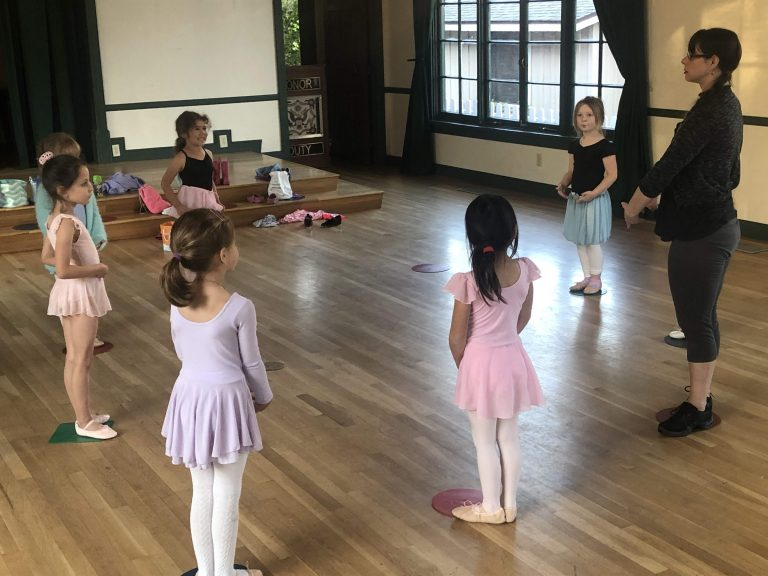 Twirl, shimmy, or cha-cha your child to a standout local studio
