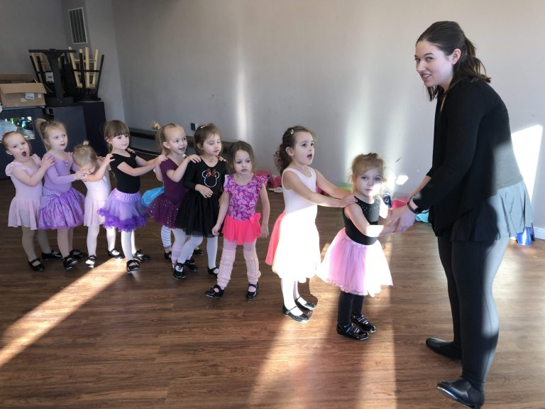Dance classes have remarkable benefits for toddlers